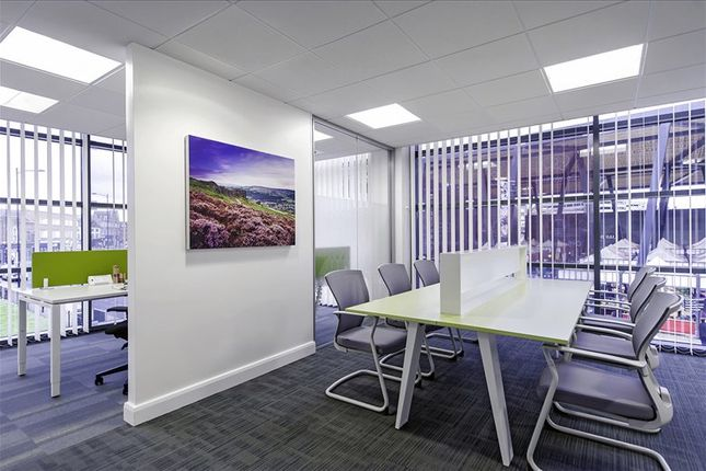 Serviced office to let in Unit G37B, Wakefield