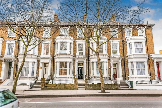 Thumbnail Maisonette for sale in Shepherds Bush Road, London