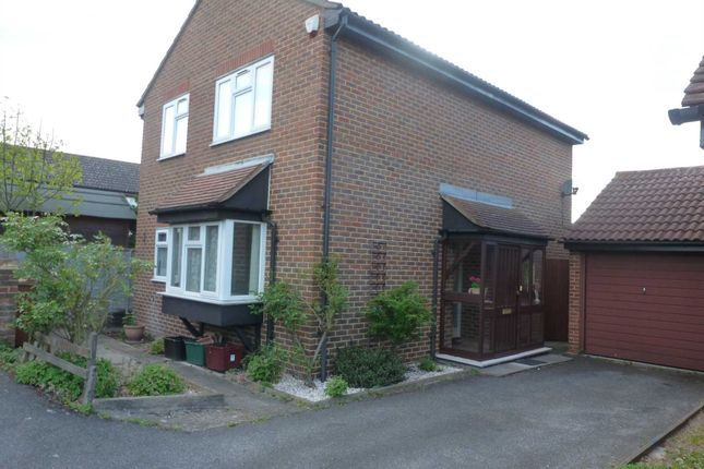 Thumbnail Detached house to rent in Halifield Drive, Belvedere