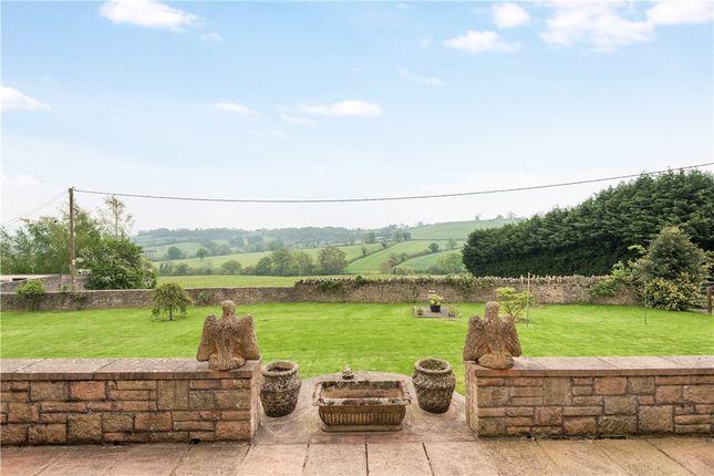 Rear Garden of Bratton Seymour, Wincanton, Somerset BA9