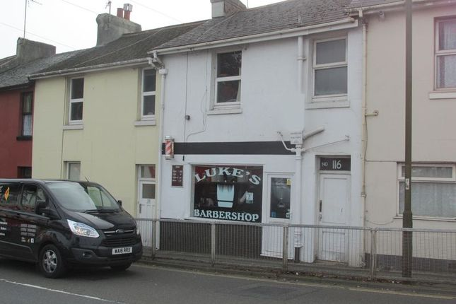 Thumbnail Commercial property for sale in Hele Road, Torquay