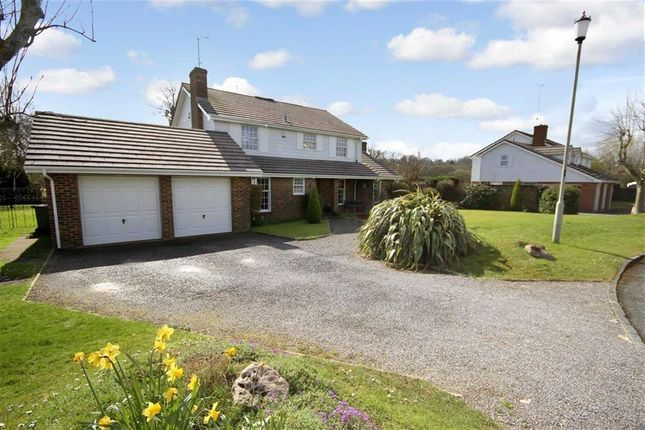 Thumbnail Detached house for sale in Brettingham Gate, Broome Manor, Wiltshire