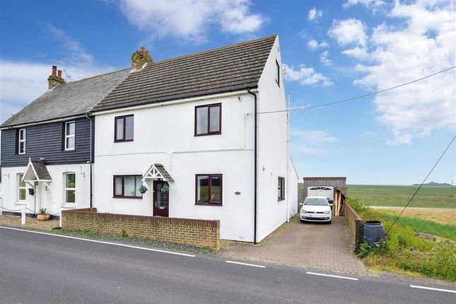 Semi-detached house for sale in Minster Road, Monkton, Ramsgate, Kent