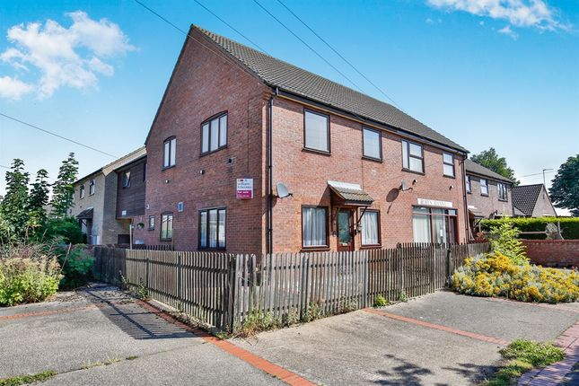 Thumbnail Flat for sale in George Eliot Way, Toftwood, Dereham