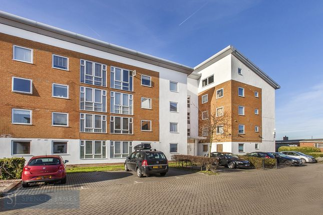 Thumbnail Flat for sale in Felixstowe Court, Galleons Lock