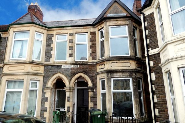 3 bed terraced house to rent in Tewkesbury Place, Roath, Cardiff