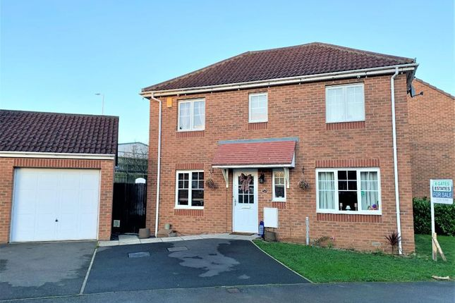 Thumbnail Detached house for sale in Champany Fields, Dodworth, Barnsley