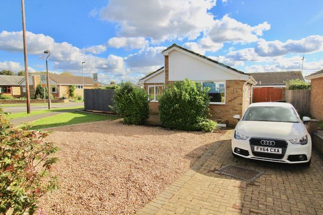 Thumbnail Detached bungalow for sale in Lime Grove, Cherry Willingham, Lincoln