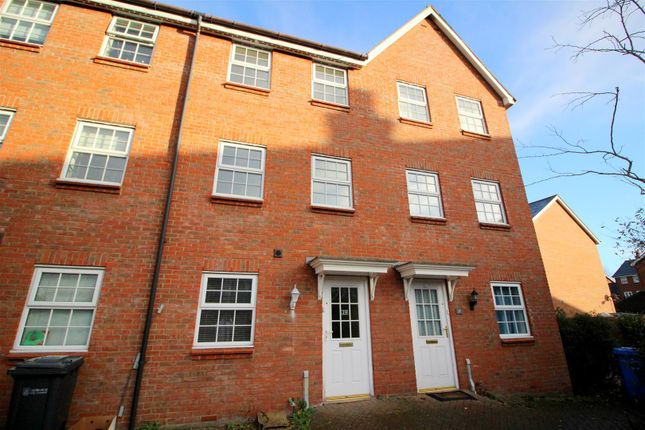 Thumbnail Town house to rent in Copenhagen Way, Norwich