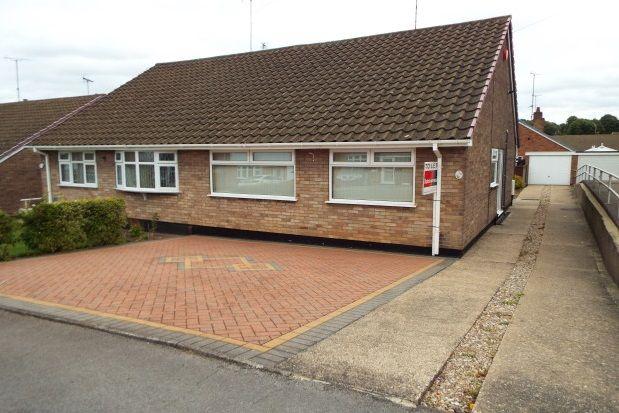 Thumbnail Semi-detached bungalow to rent in Burton Road, Sutton In Ashfield