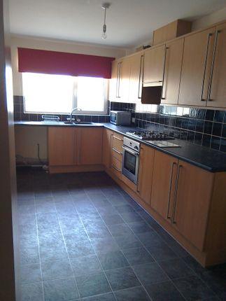 Thumbnail Flat to rent in St John Street, Whitland