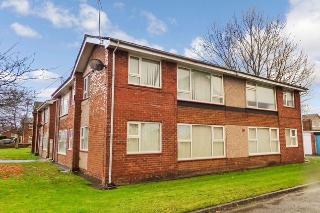 Thumbnail Flat for sale in Cheviot Court, Morpeth