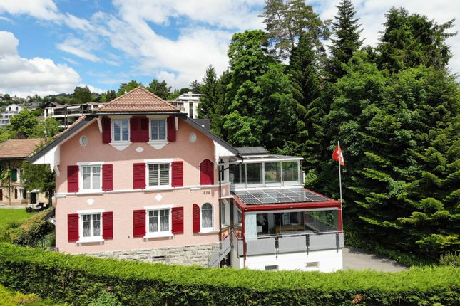 Thumbnail Detached house for sale in Lutry, Switzerland