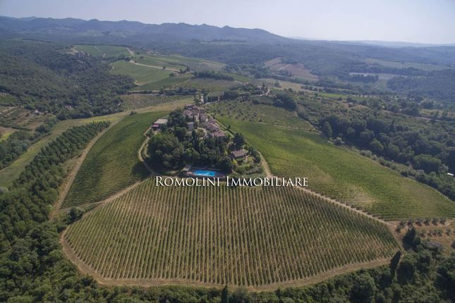 8 bed property for sale in Gaiole In Chianti, Tuscany, Italy