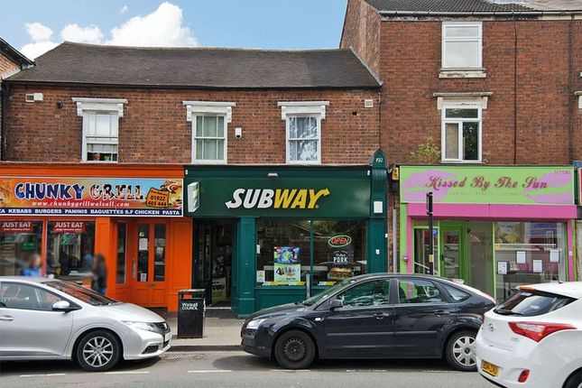 Thumbnail Property to rent in High Street, Bloxwich, Walsall