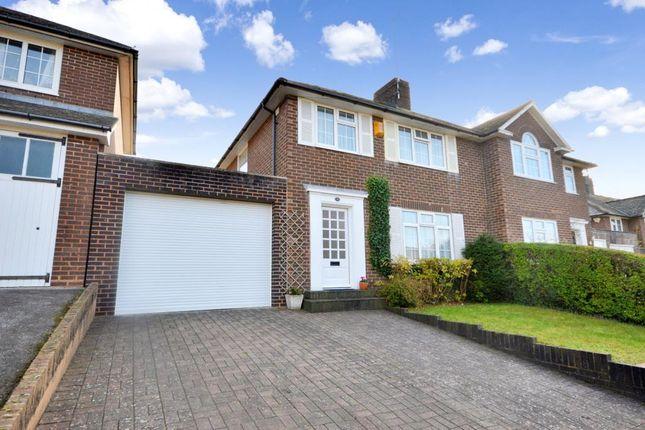 Thumbnail Semi-detached house for sale in Salmon Pool Lane, St Leonards, Exeter, Devon