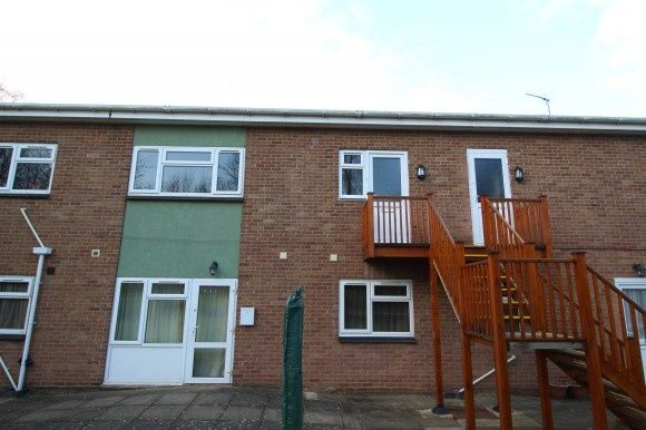 Thumbnail Flat to rent in Dysart Road, Grantham