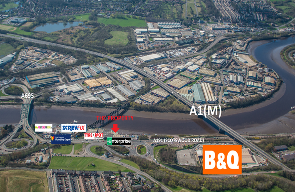 Thumbnail Industrial to let in Adamsez Industrial Estate, Scotswood Road, Newcastle Upon Tyne