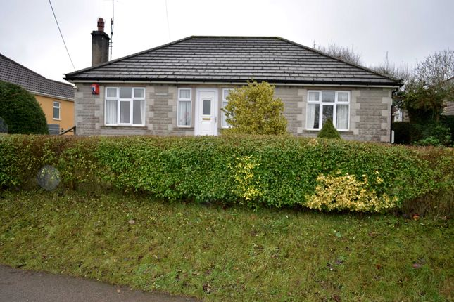 Thumbnail Detached bungalow for sale in Broadway, Chilcompton