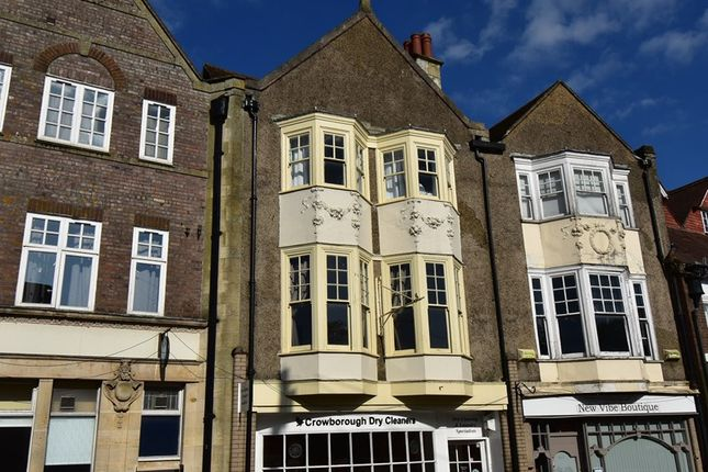 Thumbnail Flat for sale in High Street, Crowborough