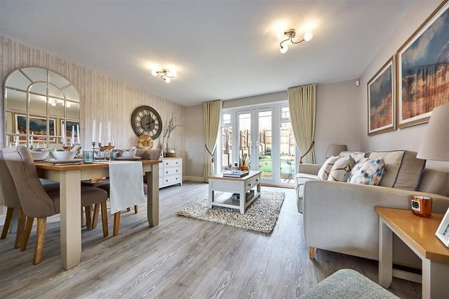 """2 bed terraced house for sale in """"Plot 70 - The Ashenford"""" at Wear Barton Road, Exeter EX2"""