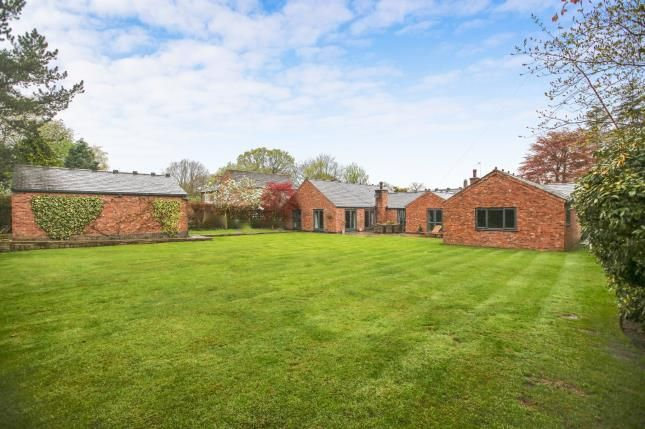 Thumbnail Detached house for sale in Moss Road, Alderley Edge, Cheshire, Uk