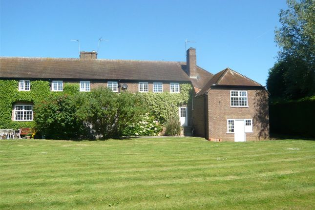 3 bed detached house to rent in Manor Farm Cottages, Shucklow Hill, Little Horwood, Milton Keynes MK17
