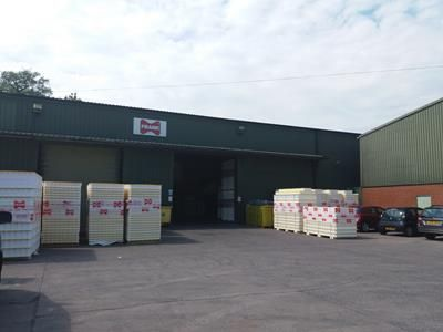 Thumbnail Light industrial to let in Unit 1, New Haden Industrial Estate, Draycott Cross Road, Cheadle, Stoke On Trent