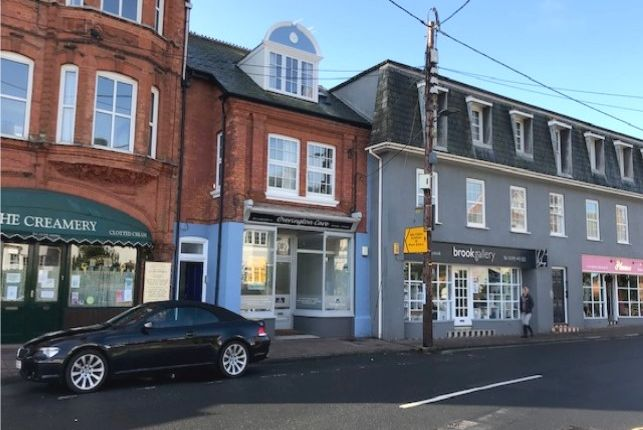 Thumbnail Retail premises to let in Fore Street, Budleigh Salterton