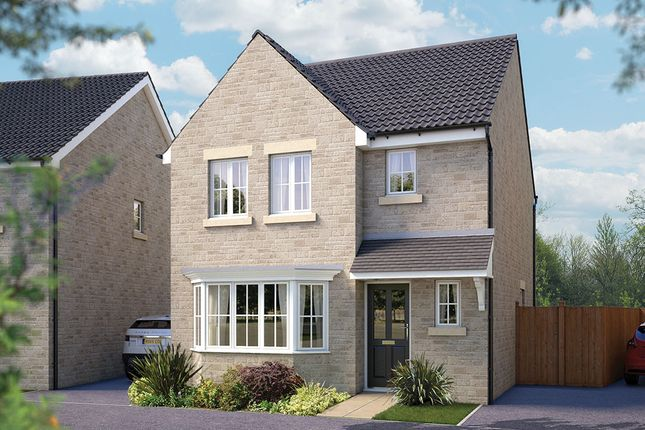 "Thumbnail Detached house for sale in ""The Epsom"" at Cleveland Drive, Brockworth, Gloucester"