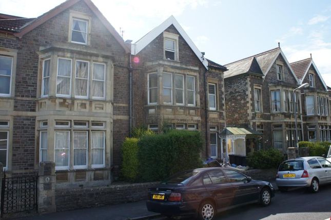 Thumbnail Flat to rent in Walsingham Road, St Andrews, Bristol