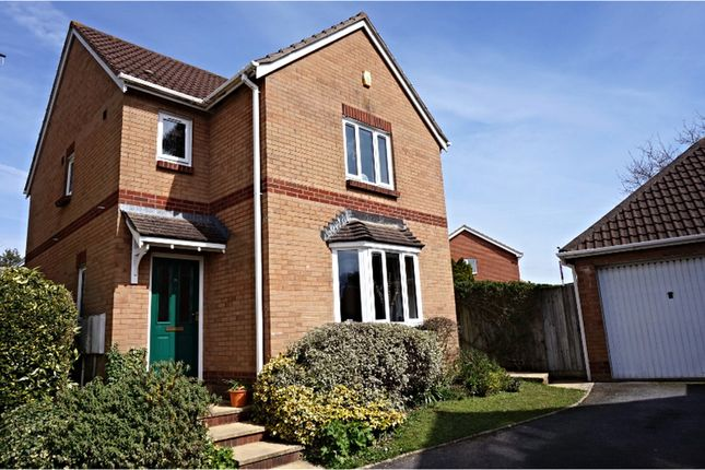 Thumbnail Detached house for sale in St. Marys Close, Chudleigh