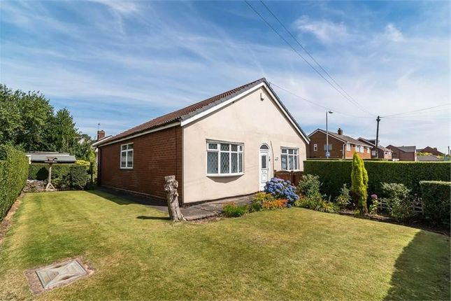 Thumbnail Detached bungalow for sale in Cannock Road, Chase Terrace, Burntwood, Staffordshire