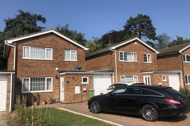 Thumbnail Property to rent in Glenwoods, Newport Pagnell