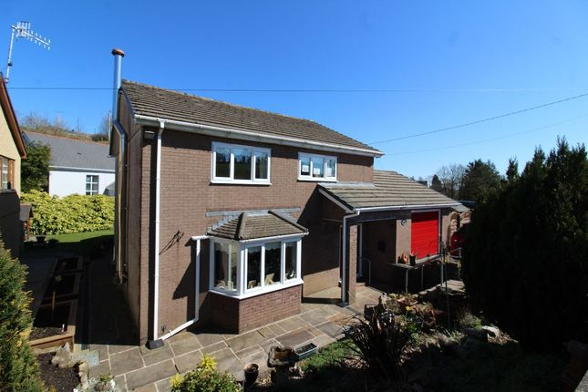Thumbnail Detached house for sale in Ty Croeso, Trefil, Tredegar
