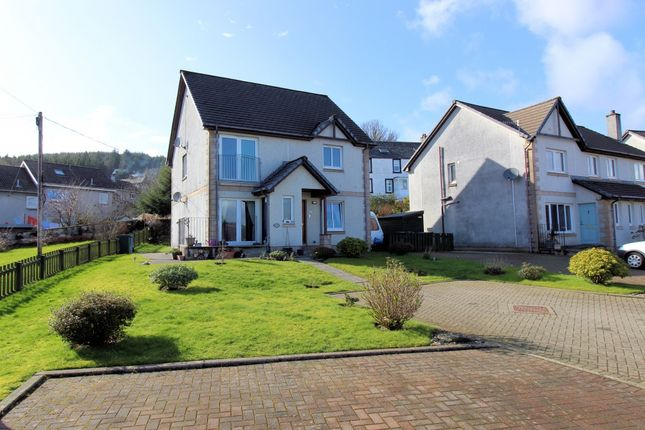 2 bed flat for sale in 16 St Clair Way, Ardrishaig PA30