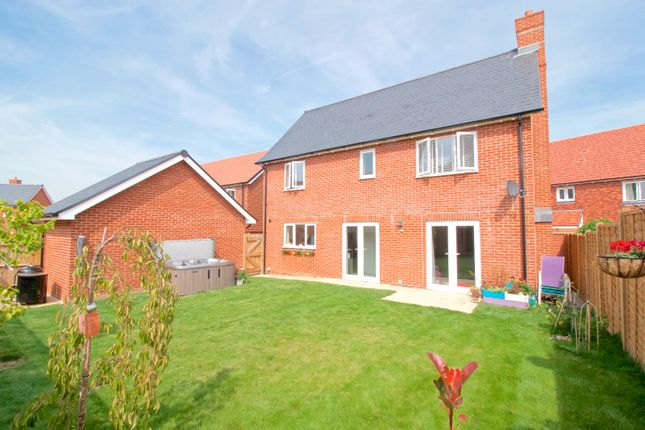 Thumbnail Detached house for sale in Sandringham Lane, Polegate