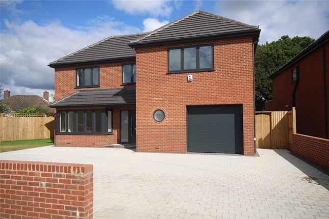 5 bed detached house for sale in Lymington Road, New Milton BH25