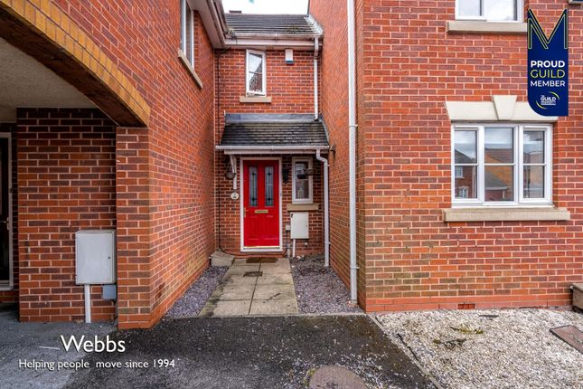 3 bed semi-detached house for sale in Foxtail Way, Hednesford, Cannock WS12