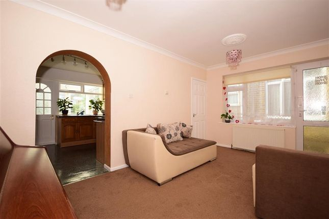 Thumbnail End terrace house for sale in Osborne Road, Basildon, Essex