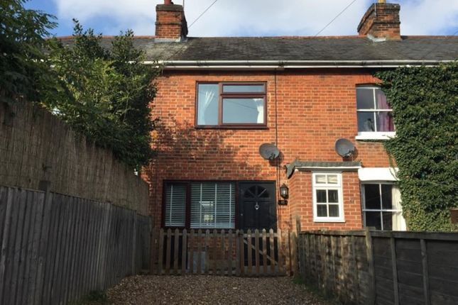 Thumbnail Terraced house to rent in Nursery Road, Bishop's Stortford