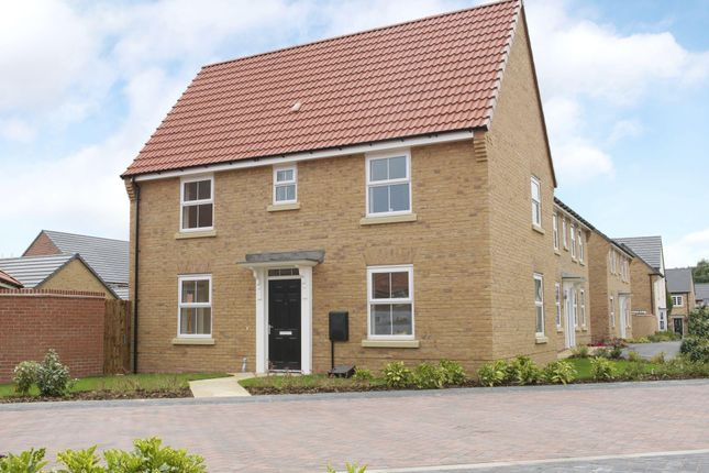 "Thumbnail Semi-detached house for sale in ""Hadley"" at Lowfield Road, Anlaby, Hull"