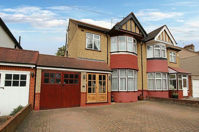 Thumbnail Semi-detached house for sale in Lancaster Road, North Harrow, Harrow