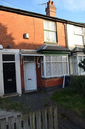 2 bed terraced house to rent in Lime Grove, Florence Road, Edgbaston, Birmingham