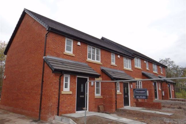 Thumbnail Mews house for sale in Plank Lane, Leigh
