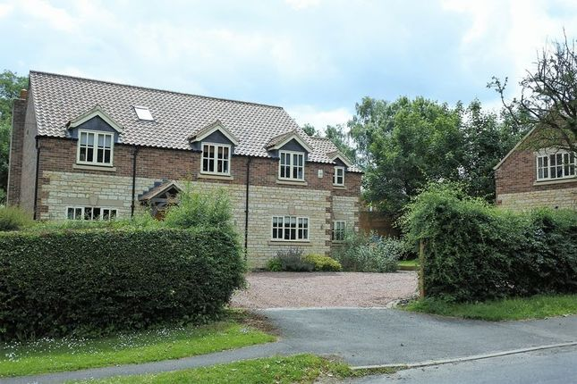 Thumbnail Detached house to rent in Rectory Lane, Barrowby, Grantham