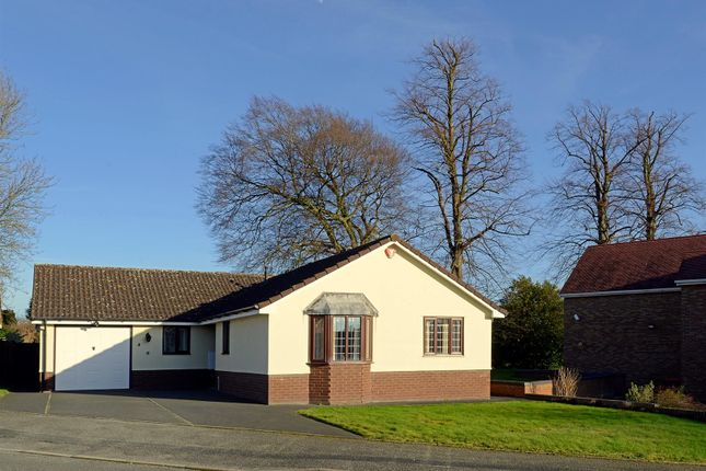 Thumbnail Bungalow for sale in Vineyard Drive, Wellington, Telford