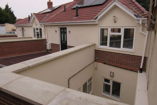 Thumbnail End terrace house for sale in Three Angels Close, Wallington