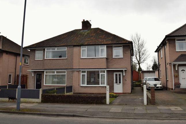 Thumbnail Semi-detached house to rent in Dunmail Drive, Morton, Carlisle