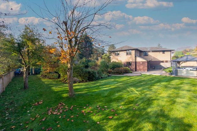 Thumbnail Detached house for sale in Valewood, Bottesford, Scunthorpe